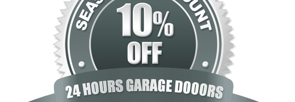 Virginia (VA) Garage Door Repair and Installation Discounts