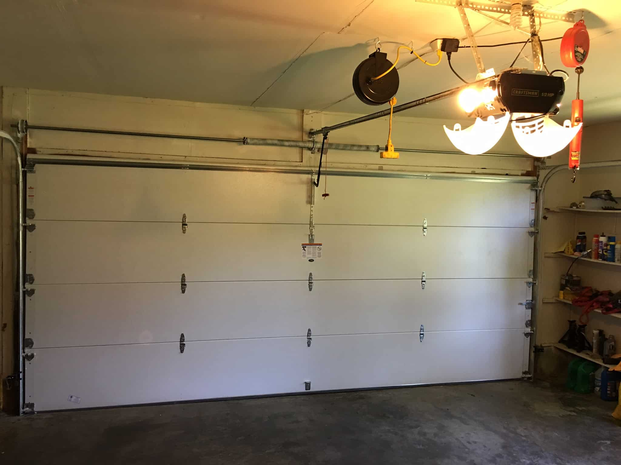 Alexandria VA New Garage Door