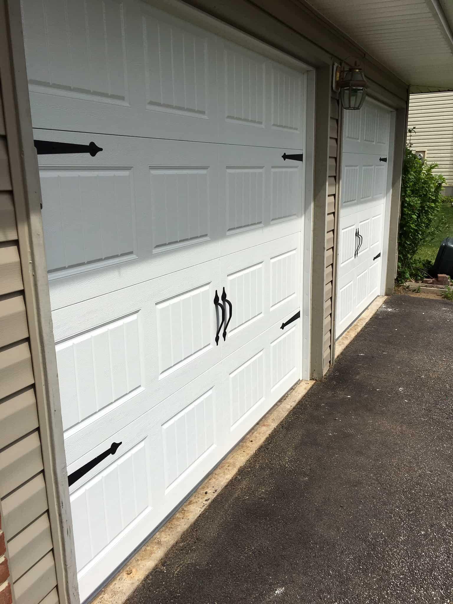 Traditional Style Garage Doors 24 Hours Garage Doors